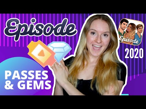 WAYS TO GET FREE GEMS & PASSES ON EPISODE APP + GIVEAWAY!! (2020 REAL)