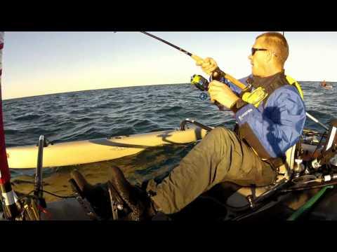 Yakass Kayak Fishing Show #8: Surface Action
