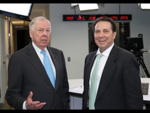 T. Boone Pickens interviews RealClearPolitics