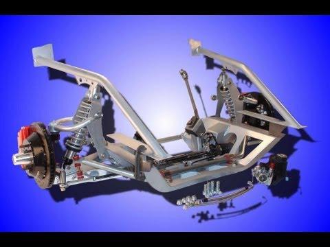 Magnum Force Modular Transformer Mopar Suspension