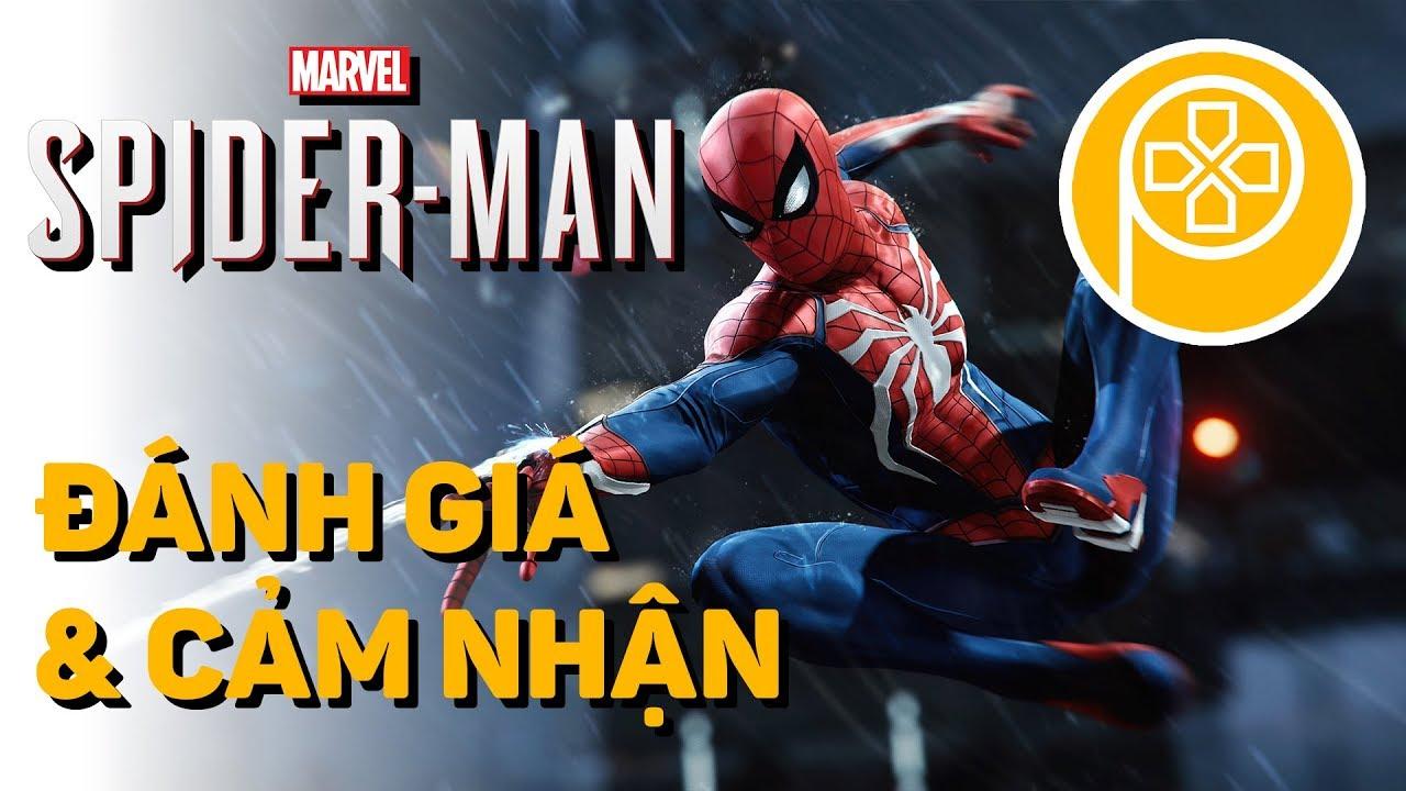 MARVEL'S SPIDER-MAN: Khi game hay hơn phim
