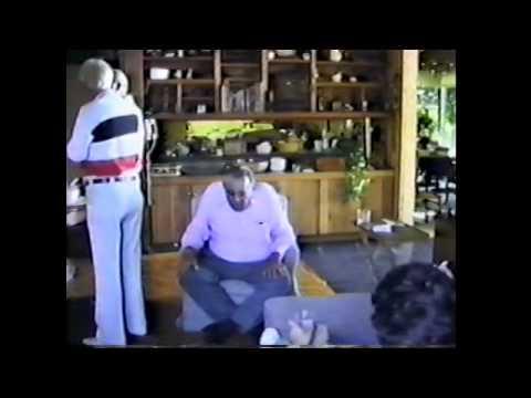 Peck Family Reunion 1989