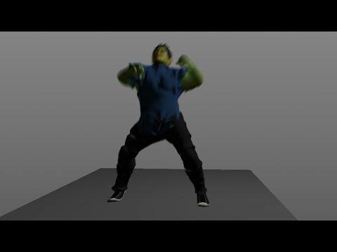 Hulk | CGI & VFX Transformation Effect (Breakdown/Progression)