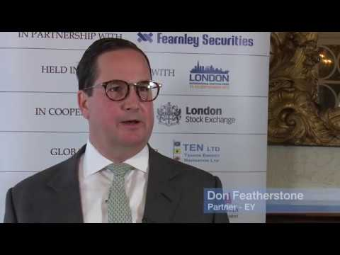 2017 10th Annual Shipping, Marine Services & Offshore Forum-Don Featherstone Interview