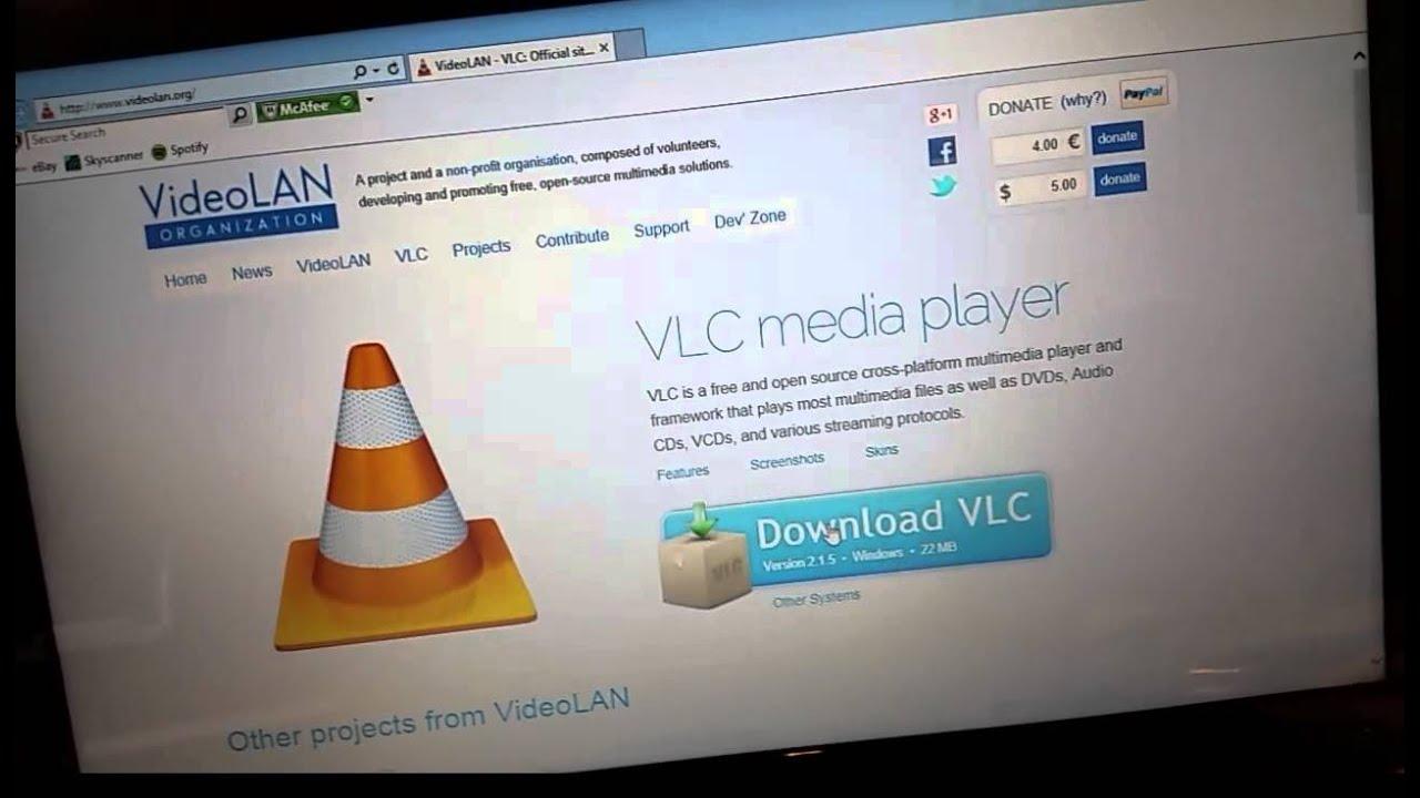 346d40cb4e7 Windows 8.1 DVD player - YouTube