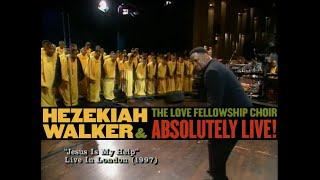 Hezekiah Walker – Jesus Is My Help