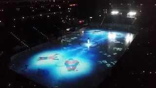 Mistrovství světa v ledním hokeji Praha 2015 - zahájení
