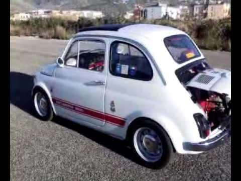Fiat 500 Abarth 695 Ss Il Ruggito Di Filiberta Youtube