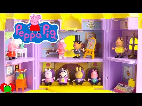 Peppa Pig Performing Arts Center Magic Show and Ballerina