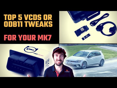 Golf GTI MK7 - VCDS - Disable/tweak Soundaktor by TD Tech Blog