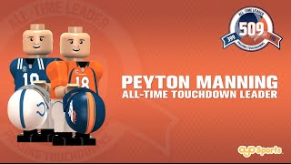 Peyton Manning: All-Time Touchdown Leader