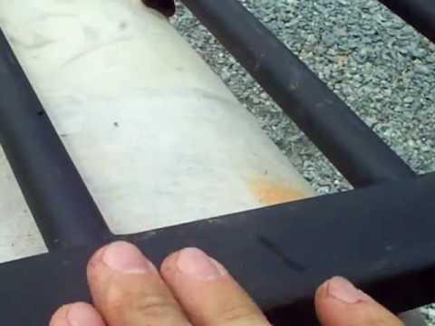 Rust Oleum Truck Bed Spray Coating Review Youtube