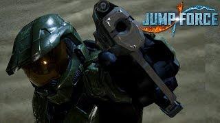 【JUMP FORCE】マスターチーフ ヘイローゲーム 【PC MOD】