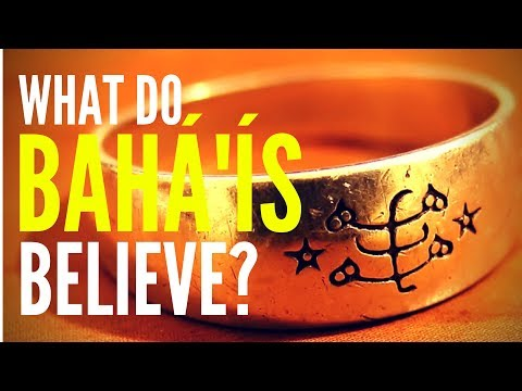 What Do Baha'is Believe?
