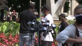 Jacob Blake family press conference LIVE | USA TODAY