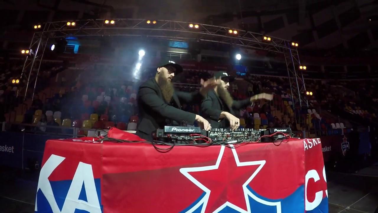 Dj Project S-BROTHER-S/ Match CSKA-HIMKI 13.12.18