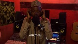 Tekno - Jogodo (Hausa Version By Namenj) (Jogodo Cover)