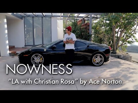 """LA with Christian Rosa"" by Ace Norton"