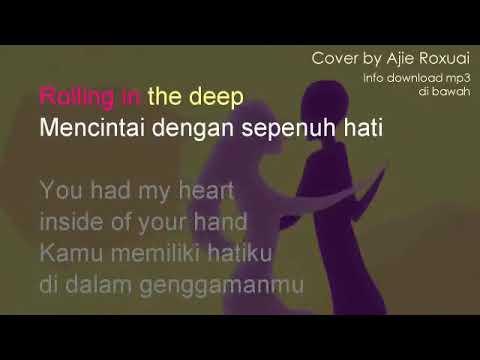 Rolling in the Deep  Adele Terjemahan & Lirik Lagu Best Song  2017