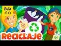 ¿Por qué el Reciclaje es tan Importante?   Videos Educativos para Niños
