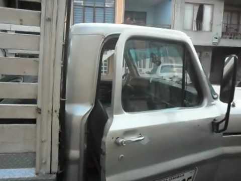 Camionetas En Venta >> VENTA DE CAMIONETA FORD MODELO 52 REPOTENCIADA A 67 - YouTube