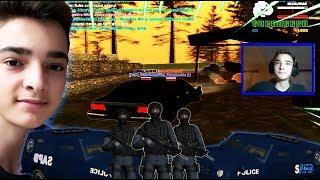 Policija hoce da nas ubije WTF??   SAMP RolePlay 2 Dio