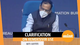 'Doses approved by US regulators…': Centre on vaccines, Remdesivir use   Covid