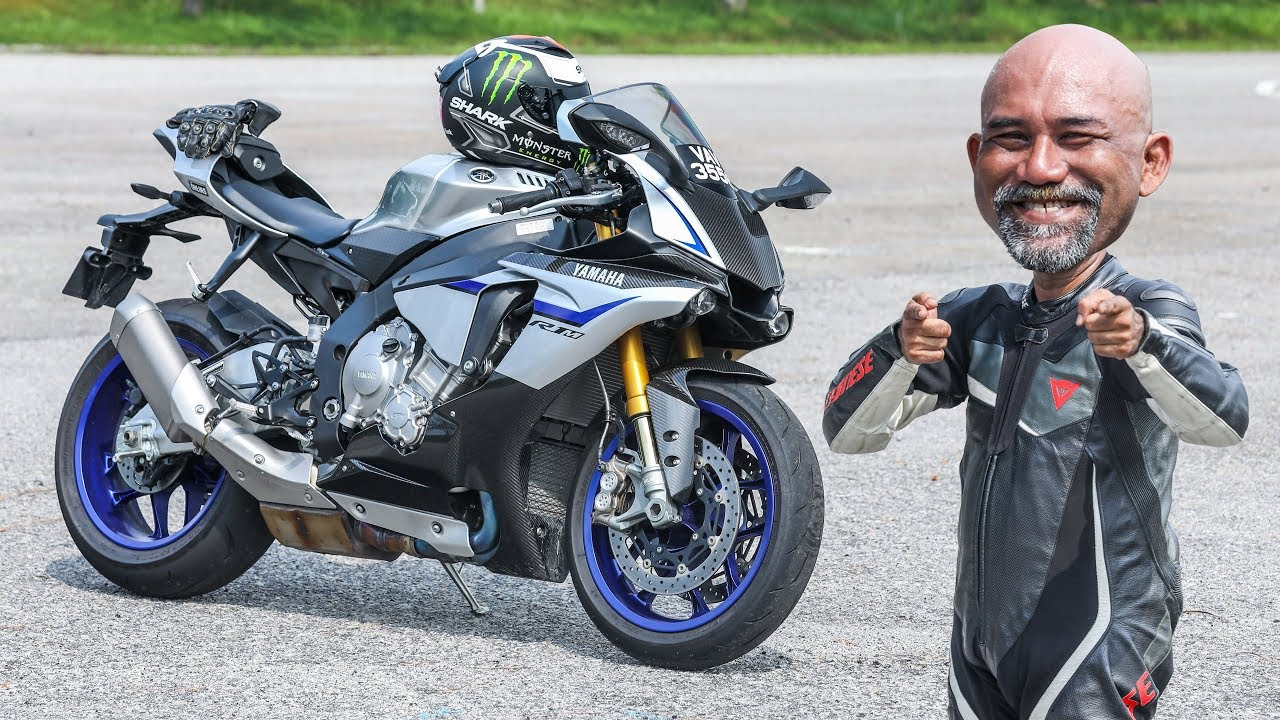 Quick Look Yamaha Yzf R1m In Malaysia