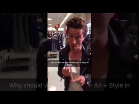 DoLA: Snapchat Interview With Shaun White