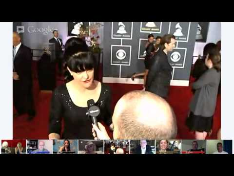 #BillboardHangout LIVE on the GRAMMYs Red Carpet