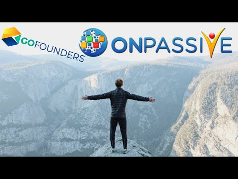 OnPassive Products Will Drive The Future And You Are Invited - GoFounders