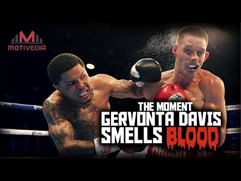 The Moment GERVONTA DAVIS Smells BLOOD (2018)
