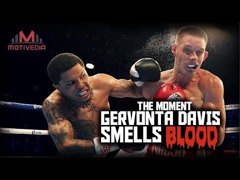 The Moment GERVONTA DAVIS Smells BLOOD (2018)