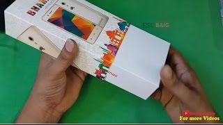 Micromax Bharat 2 4G VoLTE  unboxing || Micromax Bharat 2: First Look | Hands on