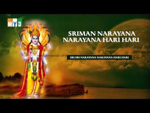 Sriman Narayana Narayana Hari Hari  Jukebox || Devotional songs || Bakthi Jukebox