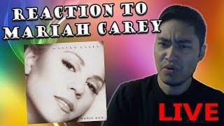 [LIVE] Mariah Carey - Music Box (FULL ALBUM REACTION)