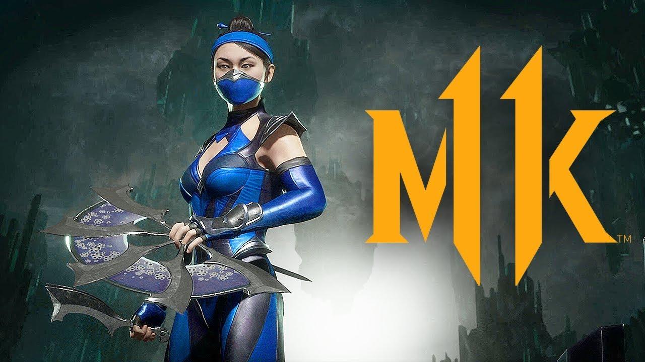 How To Get Skin Kitana S Edenian Blue Mortal Kombat 11 Krypt