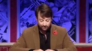 David Mitchell ~ Lucky old Germans