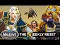 The Battle For Azeroth ALPHA SPECIAL! Mounts! Class Changes! Pre-Purchase! World Of Warcraft News