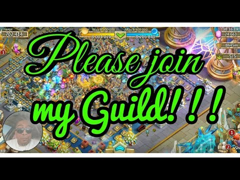 Castle Clash Guild Recruitment!!!! Come Join Us!!!