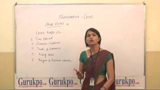 Numismatics by Dr. Namita Sharma Biyani Groups of Colleges
