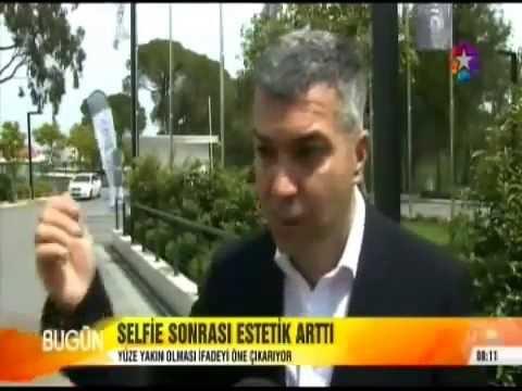 STAR TV - BUGÜN - SELFİE MODASI ESTETİĞİ ARTTIRDI | Prof. Dr. Erdem TEZEL