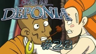 Let's Play - Chaos auf Deponia #28 - Partnerberatung