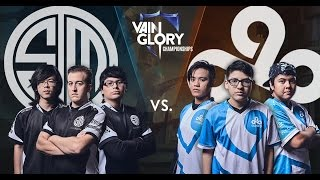 Team SoloMid Vs. Cloud9 Game 1 - Vainglory Summer Championships