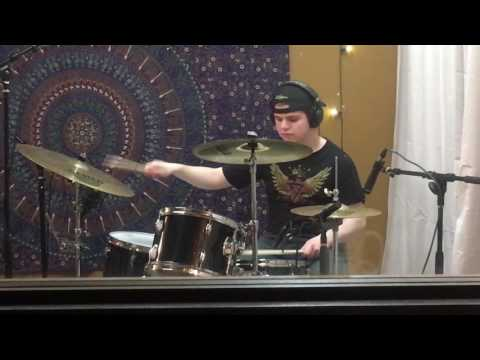 Teddy Castellucci Drums 2017 Grammy Camp Audition