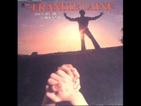 FRANKIE LAINE - THE STORY OF MY LIFE