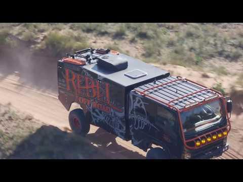 Custom Built Adventure Trucks