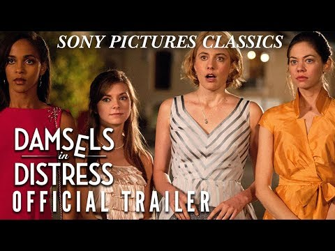 Damsels In Distress Official Trailer