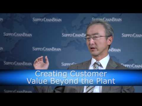 Satoru Kurosu, Exec VP Solutions Service Business and Director at Yokogawa @ ARC Industry Forum 2016
