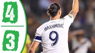 7 GOALS Thriller - Seattle Sounders vs LA Galaxy 4-3 Highlights & Goals 2019